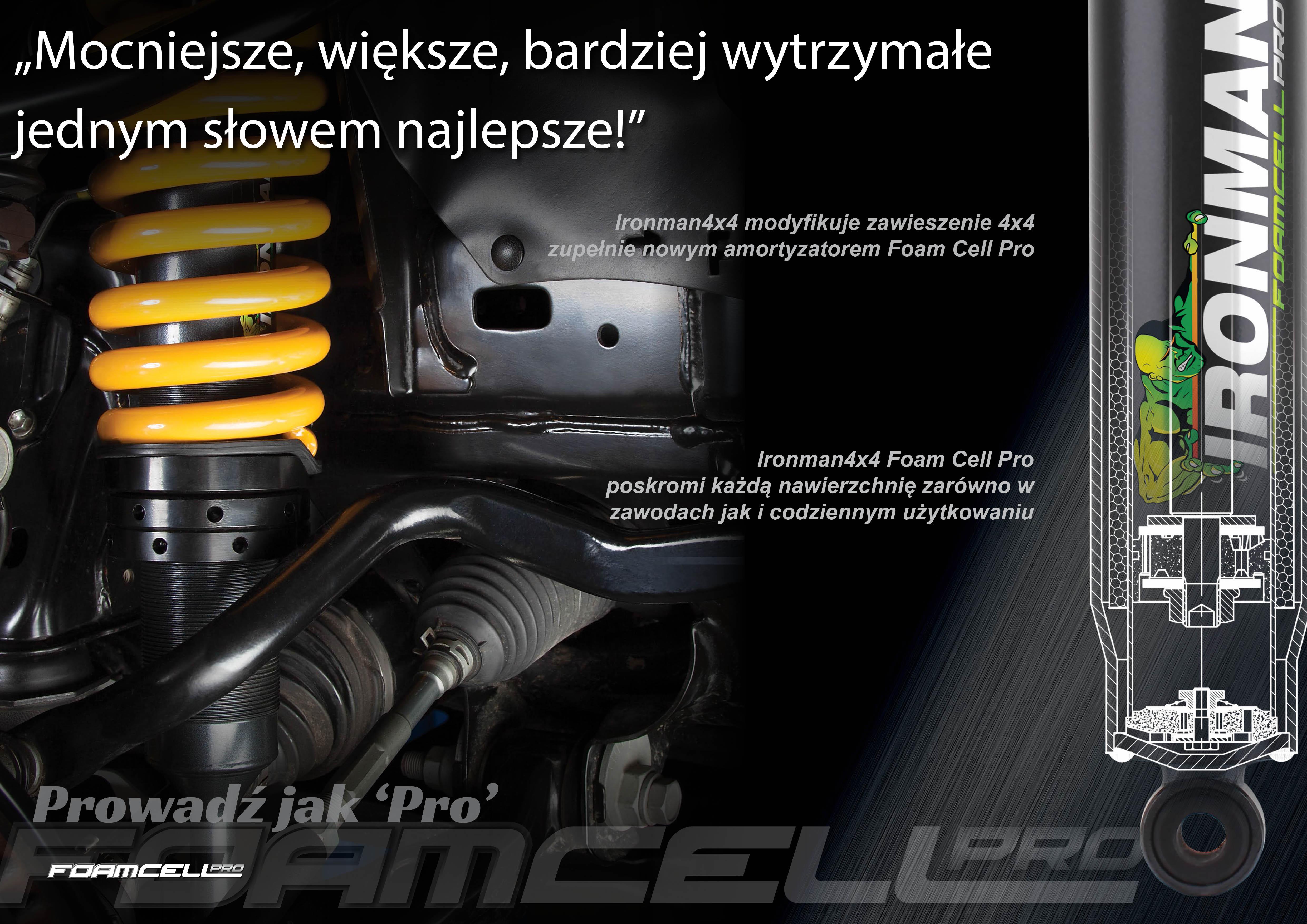 Foam Cell Pro PL-1