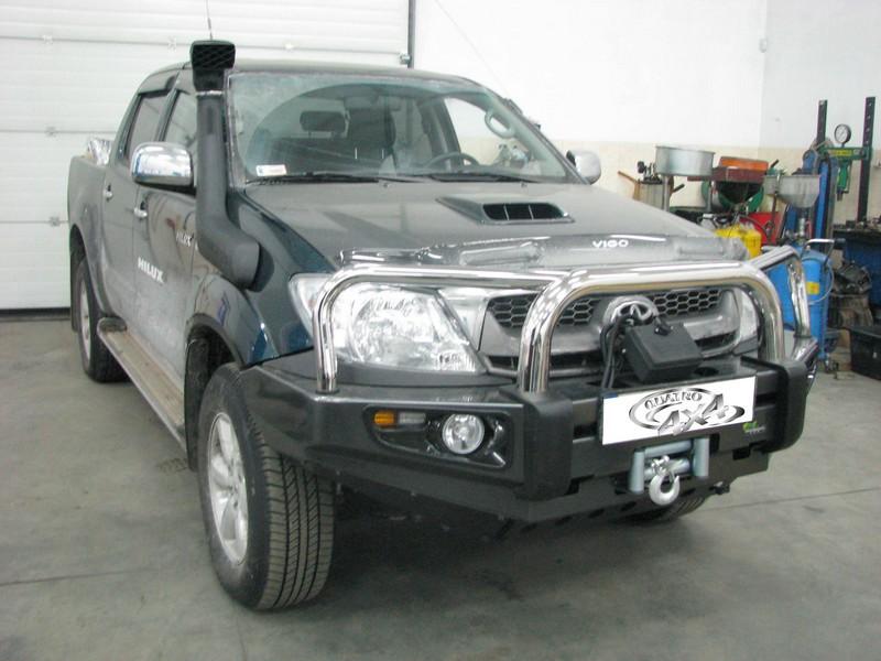 Toyota Hilux 2005+